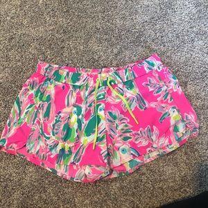 Lilly Pulitzer Runaround Shorts EUC Small